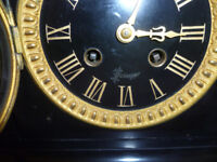 Hundred year old clock.