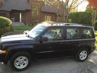 2010 Jeep Patriot 5speed very clean