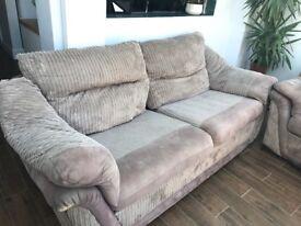 3 seater sofa DFS