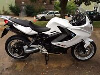 BMW F800GT Motorcycle 2014 Low Mileage