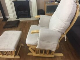 Nursing Chair- Quick Sale ***