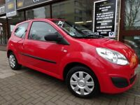 RENAULT TWINGO 1.2 Expression 3dr (red) 2010