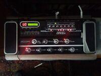 Zoom G9.2tt Twin Tube Guitar Effects