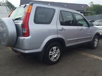 HONDA CRV SE ESTATE 54 REG 4x4 PETROL 5DR FULL YEAR MOT EXCELLENT CONDITION