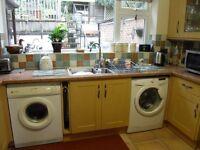 a whole kitchen and appliances fridge double oven hob sink etc