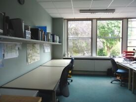 Space in a shared office space for rent @ 94 Whiteladies Rd, Clifton