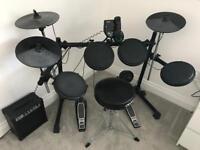 Alesis DM6 drum module / electronic drum kit pacakage