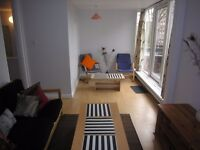2 bed 2 bath in leafy hampstead