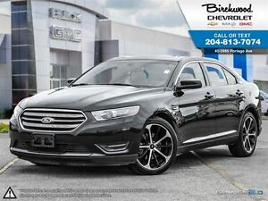 2014 Ford Taurus SEL AWD   LEATHER   SUNROOF   NAV