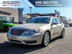 2014 Chrysler 200 LX, CRUISE CONTROL, POWER WINDOWS, LOW KM