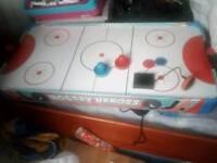Kids 3ft air hockey table