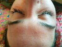 MODELS NEEDED Semi Permanent Eyelashes