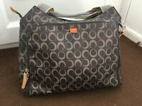 PacaPod Changing Bag - Napier - Charcoal