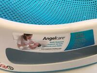 Angel care support bath