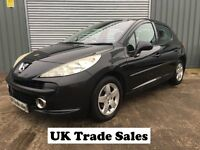 2006 PEUGEOT 207 5dr Hatchback 1.4 ***LONG MOT***