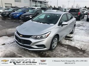 2016 Chevrolet Cruze BRAND NEW 2.49%UP TO 84 MONTHS