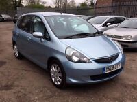 2008 HONDA JAZZ 1.4 SE,86000 MILES,ONE FORMER KEEPER,12 MONTHS MOT, SCRATCHLESS CONDITION,HPI CLEAR