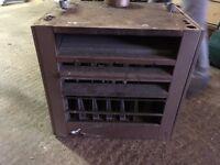 Gas Reznor heater