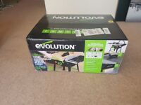 Brand new boxed Evolution table saw - 2 purchased by accident and cant return - £150 ono