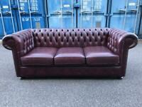 Chesterfield sofa Possible Delivery