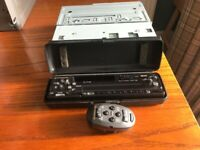 Pioneer Radio c/w 6 CD Autochanger