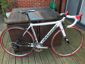 Cannondale caad10 race bike only 7.5kg