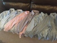 6 Mens Business Shirts