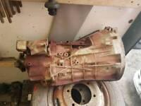 Transit mk7 6 speed gearbox