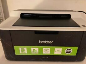 Brother HL-1112 Compact Laser Printer (for repair / parts)