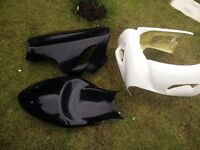2006 kawasaki 636 race fairings