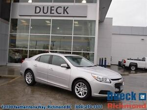 2016 Chevrolet Malibu LT  - Low Mileage