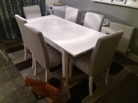 NEW ikea set of 4 chairs £35 each
