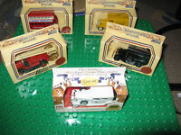 Lledo cars new in boxes