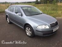 NOW REDUCED 2006 56 Plate Skoda Octavia 2.0 Tdi DSG auto hatchback, Hist, Long MOT 2 keys Lovely car