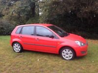 FORD FIESTA 1.4 TDCI DIESEL 2008 £30 A YEAR ROAD TAX-60 MILES PER GALLON-CHEAP TO INSURE