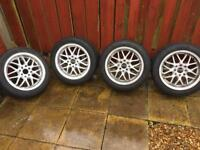 "Sparco ns2 wheels jdm 4x100 4x114 15"" Civic crx"