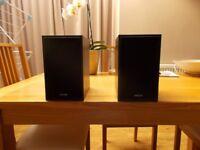 Denon Mini System Speakers SC-M39