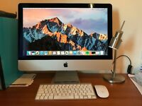 "Apple iMac 21.5"" Sold"