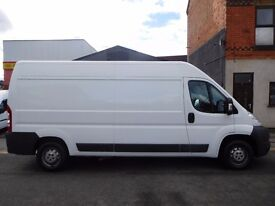 NO VAT! Citroen Relay 2.2HDi Enterprise LWB on a 62 plate one owner with full service history (44)