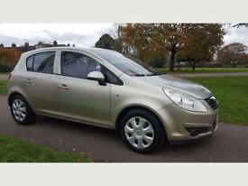 Vauxhall, CORSA, Hatchback, 2009, Other, 1364 (cc), 5 doors