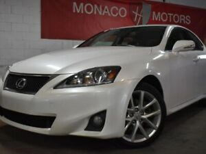 2012 Lexus IS 250 IS250 AWD BLUETOOTH A/C