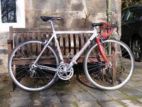 Basso Champion Road Bike Campagnolo Veloce/Mirage 2x9 50cm