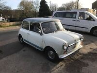 Morris Austin Mini (Automatic) - Rare - Classic Car 1975