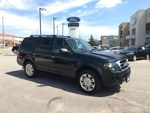2012 Ford Expedition Limited, 4x4 NAVI|SUNROOF|POWER EVERYTHING!