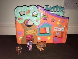 Littlest Pet Shop Treehouse