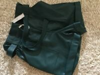 Brand new paperbag high waist shorts