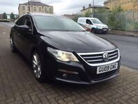 2009 VOLKSWAGEN PASSAT CC 2.0 TDI GT 170 FULLY LOADED EVERY EXTRA!!