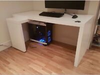 Ikea malm desk pullout tray large