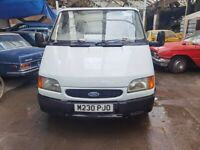 Ford, TRANSIT 190 LWB tipper mk5