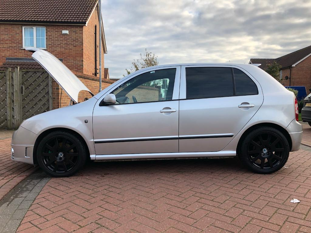 skoda fabia vrs 1 9 tdi 2006 in scunthorpe lincolnshire gumtree. Black Bedroom Furniture Sets. Home Design Ideas
